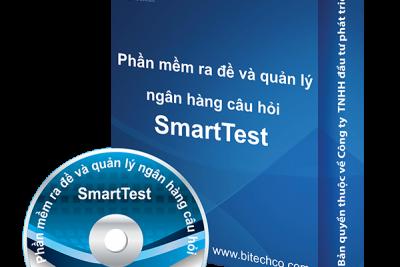 Phần mềm Ra đề thi & Quản lý ngân hàng câu hỏi SmartTest